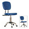 Office Desk Chair, Blue
