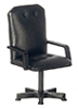 AZT5968 - Desk Chair/ Black