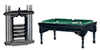 AZT5996 - Pool Table Set, Black