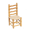 AZT6115 - Side Chair, Oak, Cb