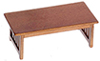 AZT6238 - Coffee Table, Walnut