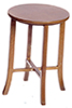 AZT6265 - Tall Table, Walnut