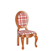 AZT6541 - Side Chair, Walnut