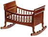 AZT6756 - Lincoln Cradle/Walnut