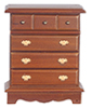 AZT6842 - Chest Of Drawers, Walnut