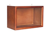 AZT7923 - 6In Deep Room Box, Walnut