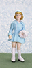 AZT8244 - Abby/Girl with Coat Figure