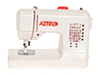 AZT8472 - Modern Sewing Machine, White