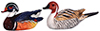 AZT8524 - Duck Decoys Set, 2Pc