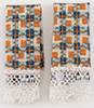 BB50627 - Dish Towels: Country Square