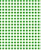 BPQGG104 - 1/4In Scale Wallpaper: Gingham, Green