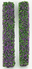 CA0280 - Purple Lilac Hedges, 2 Pieces