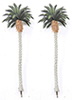 "7-3/4"" Tropical Palms (2)"