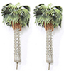 "3-3/4"" Mediterranean Windmill Fan Palm"