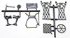 CBSM - Kit: Sewing Machine Parts
