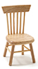 CLA04413 - Kitchen Chair, Oak