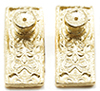 CLA05612 - Ornate Door Knobs, 4/Pk