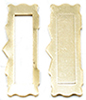 CLA05676 - Mail Slot, Brass, 1/Pk