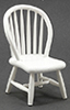 CLA07814 - Windsor Side Chair, White