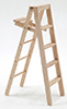 CLA08668 - Step Ladder, 5 Inch