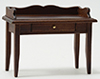 CLA10011 - Desk, Walnut