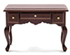 CLA10045 - Desk, Walnut