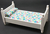 CLA10069 - Single Bed, White