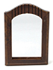 CLA10085 - Mirror, Walnut