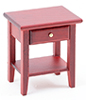 CLA10098 - Night Stand, Mahogany