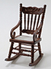 CLA10116 - Gloucester Rocker, Walnut