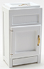 CLA10205 - Ice Box, White