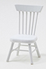 CLA10212 - Chair, White 1/Pk