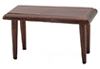 CLA10293 - Coffee Table, Walnut