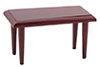 CLA10301 - Coffee Table, Mahogany