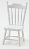 CLA10340 - Side Chair, White