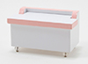 CLA10370 - Toy Chest, White/Pink
