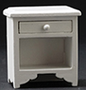CLA10476 - Night Stand, White