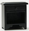 CLA10477 - Night Stand, Black