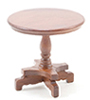CLA10491 - End Table, Walnut