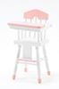 CLA10498 - High Chair, P/W