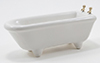 CLA10550 - Bathtub, White