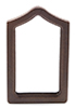 CLA10582 - Framed Mirror, Walnut