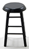 CLA10594 - Bar Stool,2 In,Black