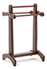 CLA10674 - Towel Rack, Walnut