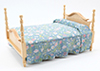 CLA10757 - ..Double Bed,Oak