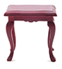 CLA10768 - Side Table, Mahogany