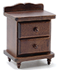 CLA10804 - Night Stand, Walnut