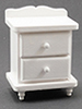 CLA10811 - Night Stand, White