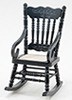 CLA10929 - Gloucester Rocking Chair, Black