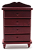 CLA10975 - Chest of Drawers, Mahogany